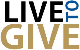 Live to Give image